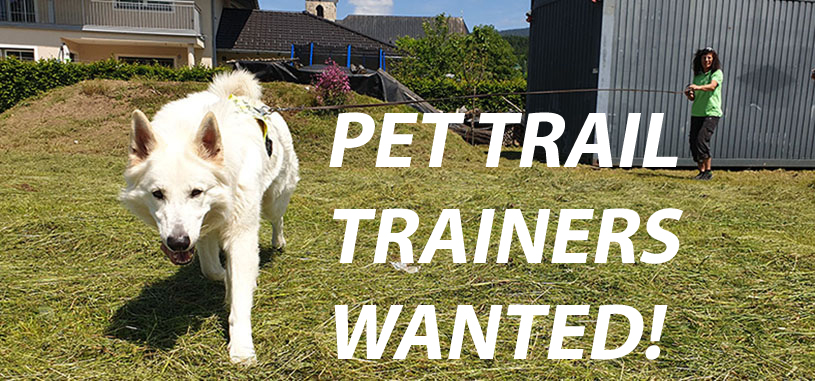 Pettrailer UK Trainers Wanted