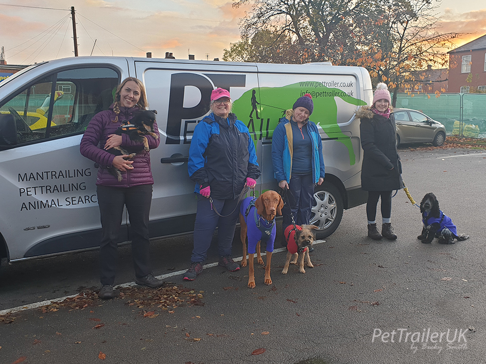 Pettrailer UK October Linehanding Course