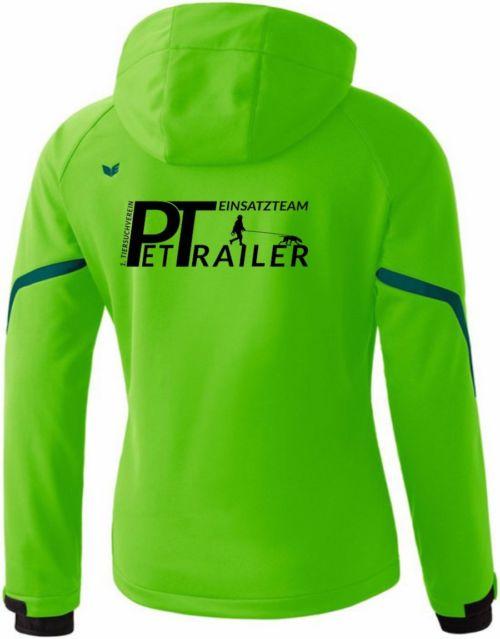 Pettrailer Team Jacket Womens