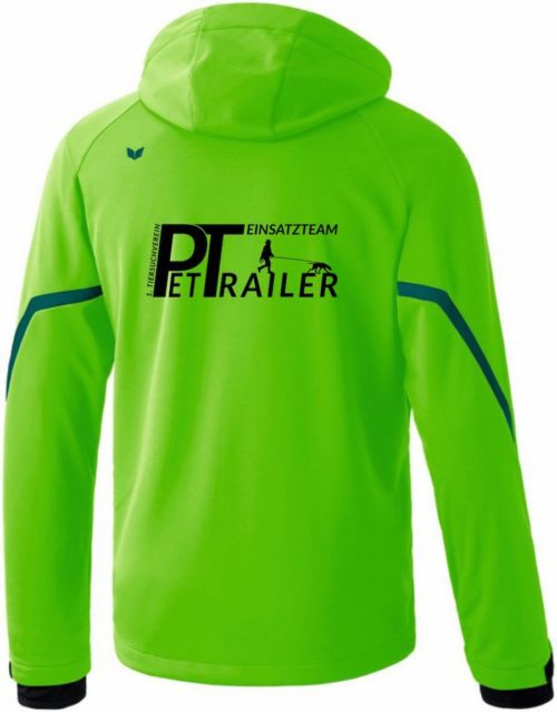 Pettrailer Team Jacket Mens