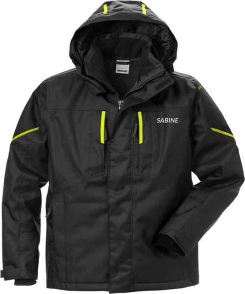 Reflective Winter Jacket Unisex